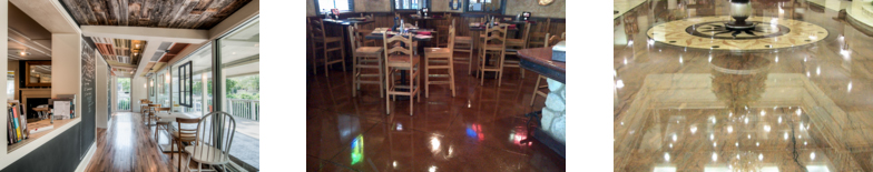 Providing high quality cleaning and our trademark Parthenon Shine.